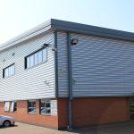 Staffordshire Fire & Rescue Transport Depot